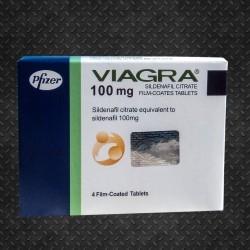 Pfizer علامة تجارية Viagra Sildenafil 100mg